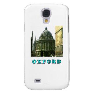 Oxford 1986 snapshot 143 Cyan The MUSEUM Zazzle Gi Galaxy S4 Case