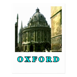 Oxford 1986 snapshot 143 Cyan The MUSEUM Zazzle Gi Postcards