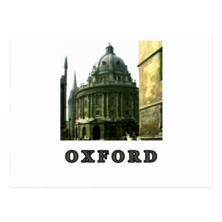 Oxford 1986 snapshot 143 Gray The MUSEUM Zazzle Gi Postcard