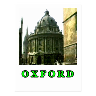 Oxford 1986 snapshot 143 Green The MUSEUM Zazzle G Post Cards