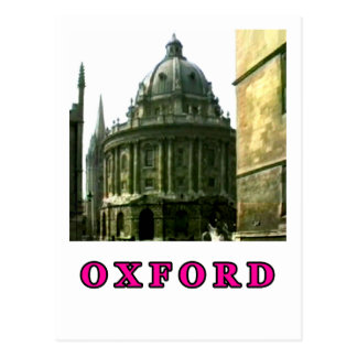 Oxford 1986 snapshot 143 Magenta The MUSEUM Zazzle Post Cards