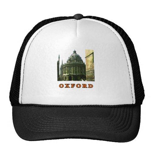 Oxford 1986 snapshot 143 Orange The MUSEUM Zazzle Trucker Hat
