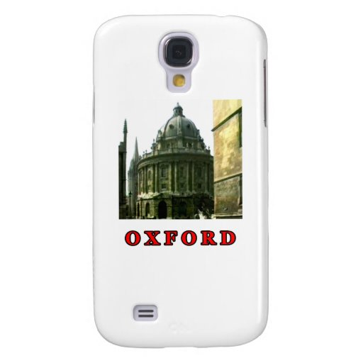 Oxford 1986 snapshot 143 Red The MUSEUM Zazzle Gif Galaxy S4 Covers