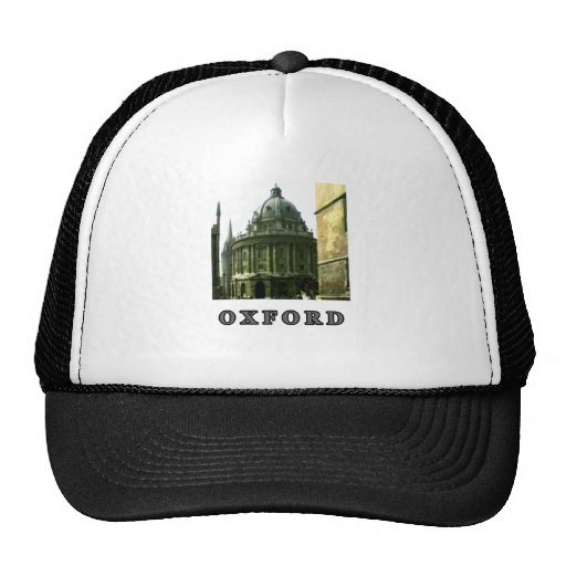Oxford 1986 snapshot 143 Silver The MUSEUM Zazzle Hat