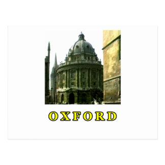 Oxford 1986 snapshot 143 Yellow The MUSEUM Zazzle Postcard
