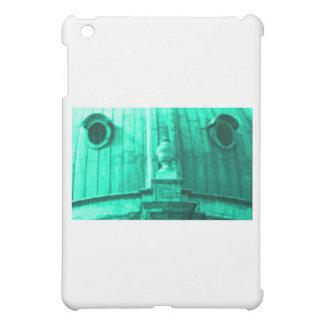 Oxford 1986 snapshot 163 Cyan The MUSEUM Zazzle Gi Case For The iPad Mini