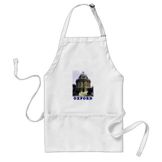 Oxford 1986 snapshot 198 Blue The MUSEUM Zazzle Gi Adult Apron