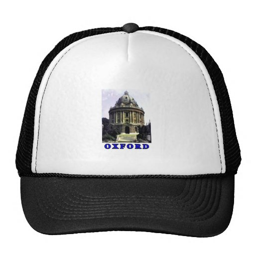 Oxford 1986 snapshot 198 Blue The MUSEUM Zazzle Gi Mesh Hats