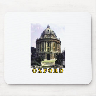 Oxford 1986 snapshot 198 Gold The MUSEUM Zazzle Gi Mouse Pad