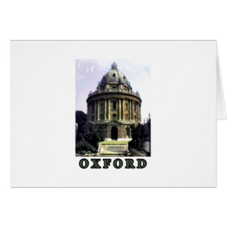 Oxford 1986 snapshot 198 Gray The MUSEUM Zazzle Gi Card
