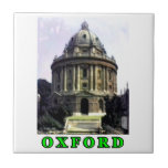 Oxford 1986 snapshot 198 Green The MUSEUM Zazzle Tiles