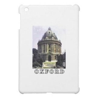 Oxford 1986 snapshot 198 White The MUSEUM Zazzle G iPad Mini Cases