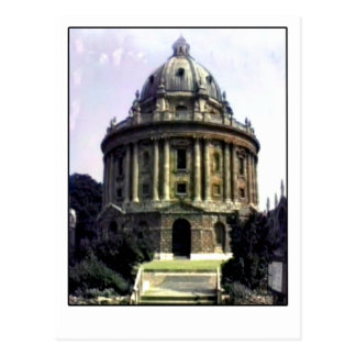 Oxford 1986 snapshot 198a The MUSEUM Zazzle Gifts Postcard