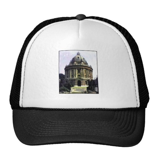 Oxford 1986 snapshot 198a The MUSEUM Zazzle Gifts Trucker Hat