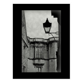 Oxford architechture postcard