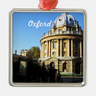 Oxford Architecture Christmas Tree Ornaments