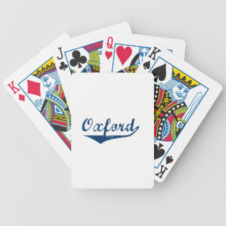 Oxford Bicycle Playing Cards