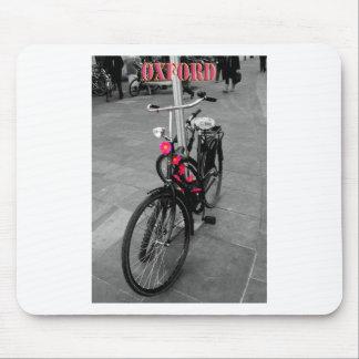 Oxford bike mouse pad