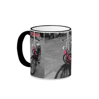Oxford bike ringer mug