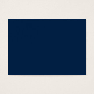 Oxford Blue Business Card