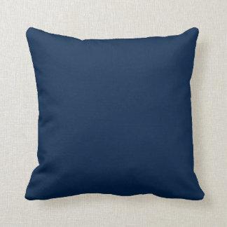 Oxford Blue Throw Pillow