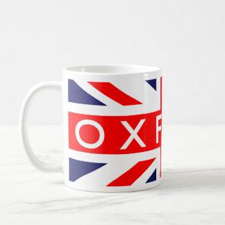 Oxford : British Flag Coffee Mug