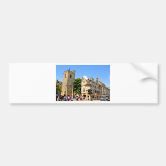 Oxford Bumper Sticker