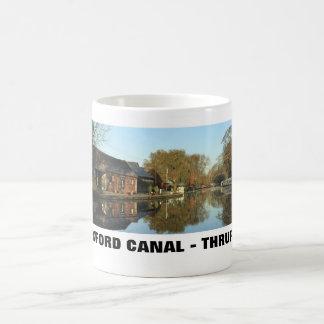Oxford Canal - Thrupp, Mug