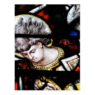 Oxford Cathedral Stained Glass Postcards