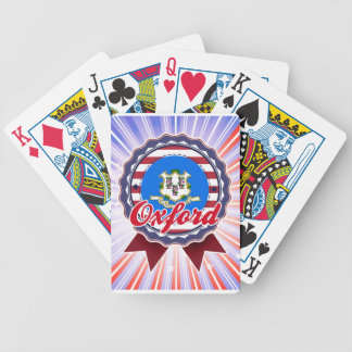 Oxford, CT Bicycle Card Deck