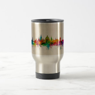 Oxford England Skyline Travel Mug
