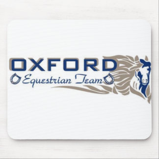 Oxford Equestrian Team Mouse Pad