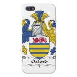 Oxford Family Crest iPhone 5 Case