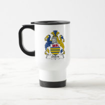 Oxford Family Crest Mug