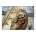 Oxford Gargoyle Greeting Card