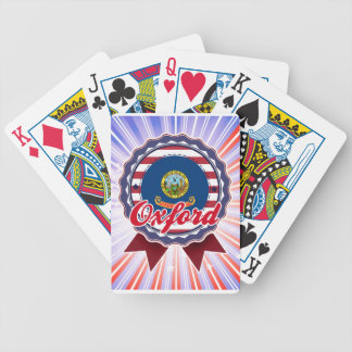 Oxford, ID Poker Cards