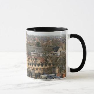 Oxford in Winter Mug - Original Photograph
