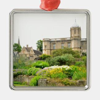 Oxford Metal Ornament