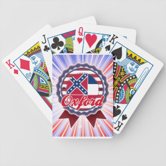 Oxford, MS Playing Cards