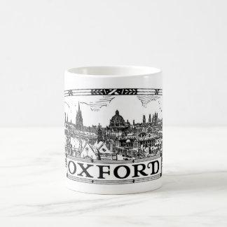 Oxford Classic White Coffee Mug