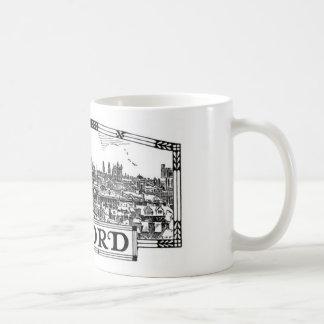 Oxford Coffee Mugs