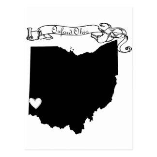 Oxford Ohio Postcard