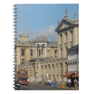 Oxford on the High Notebook