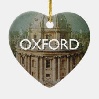 Oxford Ornaments