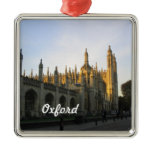 Oxford Ornament