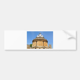 Oxford, Oxfordshire, England Bumper Sticker