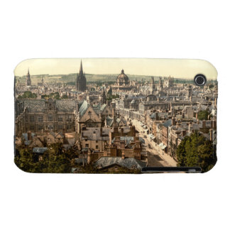 Oxford Oxfordshire England iPhone 3 Cover