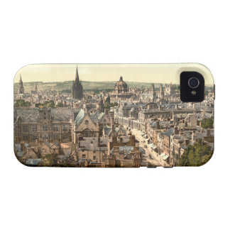 Oxford Oxfordshire England iPhone 4/4S Cover