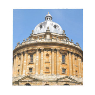 Oxford, Oxfordshire, England Notepad