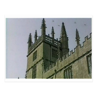 Oxford snapshot 100 The MUSEUM Zazzle Gifts Postcard